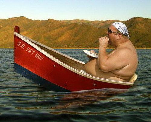 таро мужчина в лодке