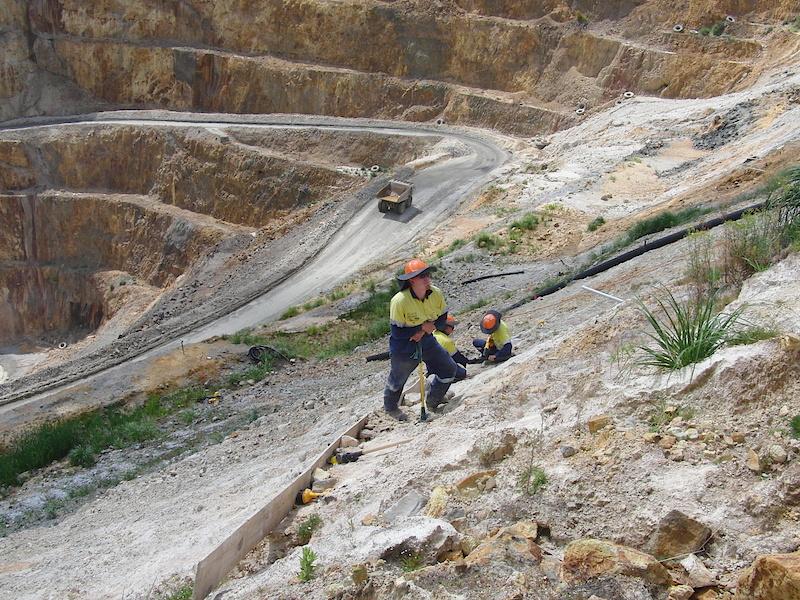 Little bit steep