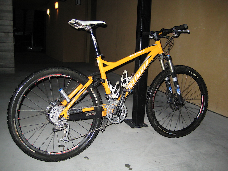 2007 Specialized Epic Expert Medium 17 5 Quot Burnt Orange