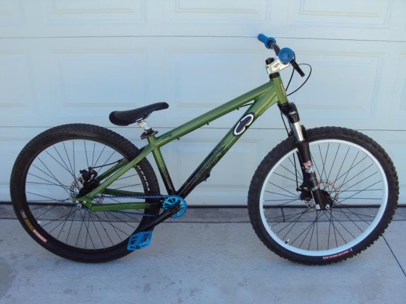 2008 26 Quot Haro Thread One Dirt Jumper For Sale