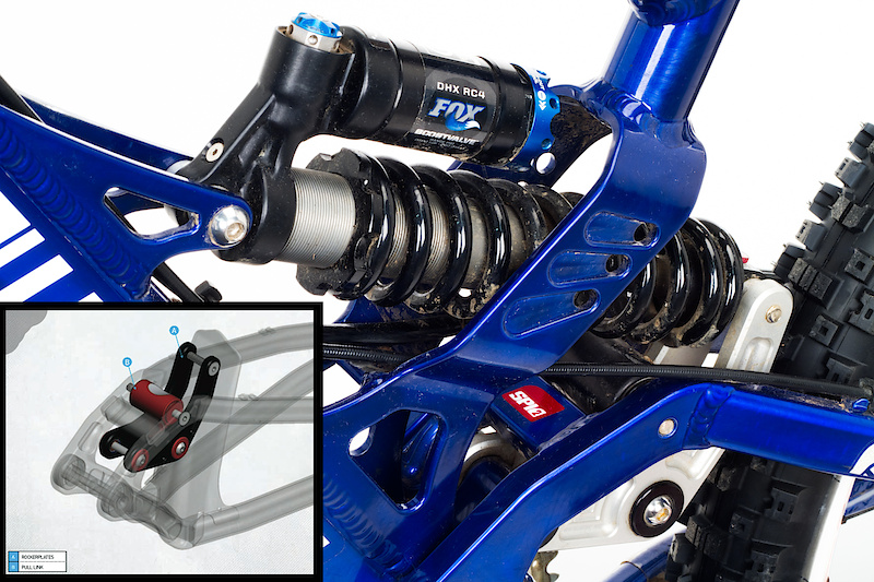 <br><span style='font-size:19px'>Morewood Kalula details:</span> <br><br>- 178mm of rear wheel travel<br>- Low leverage 2.3:1 linkage with Enduro Max bearings<br>- 30.9mm seat post diameter<br>- 83mm bottom bracket<br>- ISCG 05 chainguide tabs<br>- Tapered head tube<br>- 150x12mm rear axle spacing<br>- Postmount 160mm rear brake mounting<br>- Small, medium and large frame sizes<br>- Frame weight: 10 lbs 11 oz (including shock and axle)<br>- Complete build weight: 38 lbs 5 oz (custom build)<br> - MSRP $2495.00 USD (frame only)<br><br><br>Not coincidentally, the Kalula looks remarkably similar to the longer legged Makulu, and in fact uses the same low leverage rear suspension design to control its 7