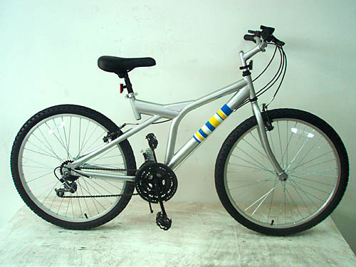 The bike's Ikea handed out were nothing fancy, but should cut down on their employee's emissions on a daily basis
