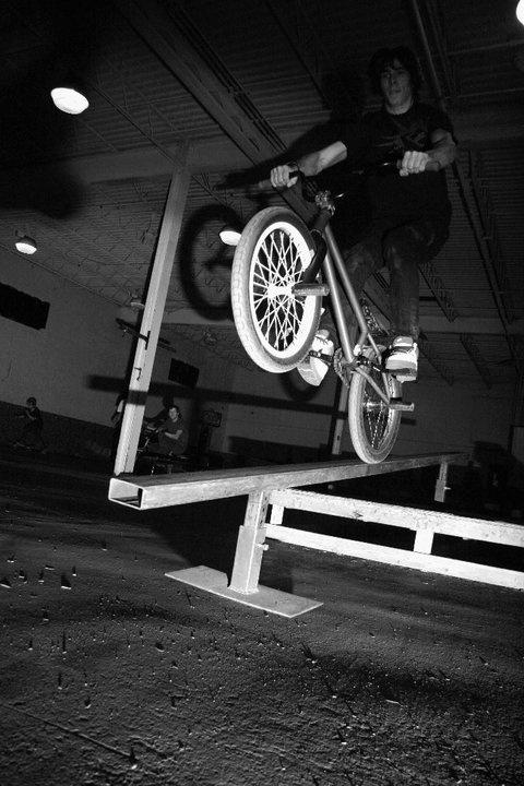 Manual the rail Photo: Chase Davidson