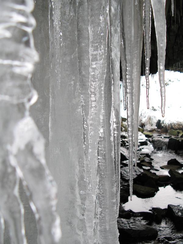 so much ice
