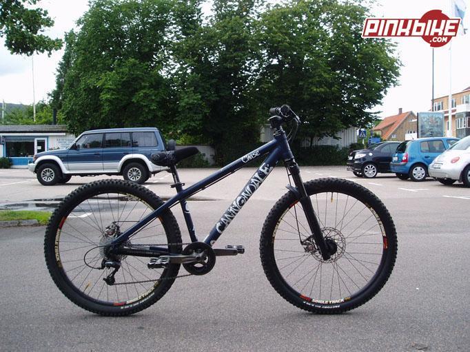 my bike:P chase III