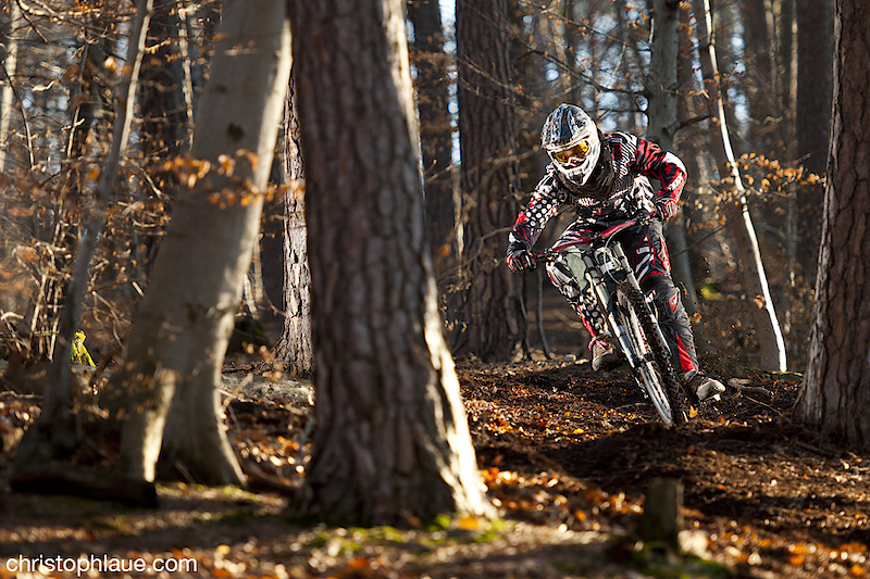 Shredding on first sunny Weekend in Germany 