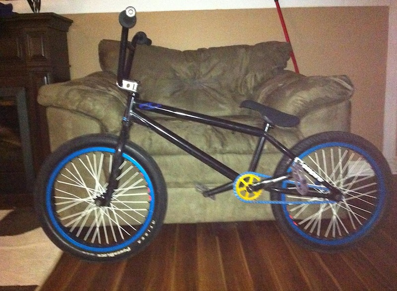 forsale! everything but the wheels cranks and stem!