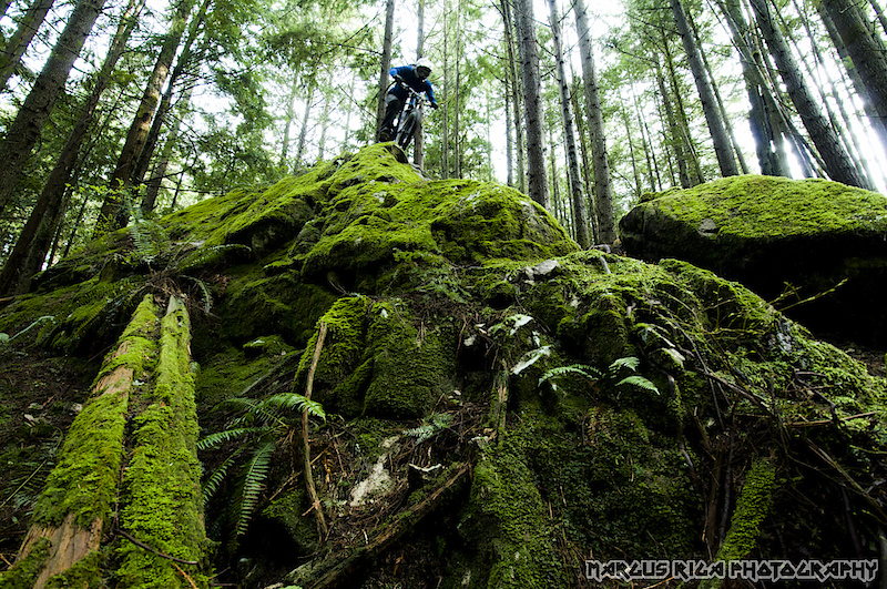 Not all the trails are being re-done however. There's also a new movement on the Shore, and its name is LOAM.