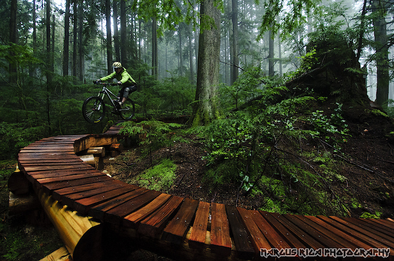 The North Shore in Vancouver is going through some big changes. The city took over much of the old school classic trails, then hired some of the people they were trying to bust for so many years for building