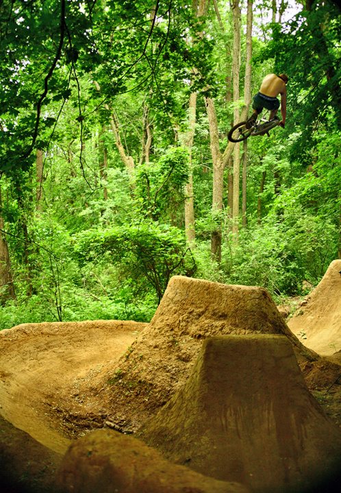 Not my pic but it's so good. See my blog for more sick trails pic http://moostrails.blogspot.com/