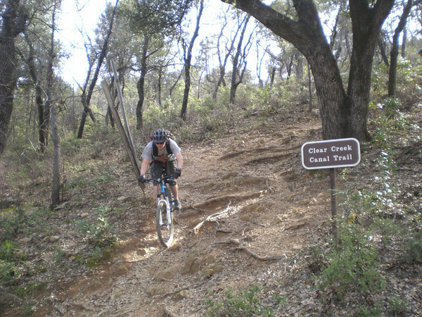 Doing a fun downhill. Photo: Bob Boecking