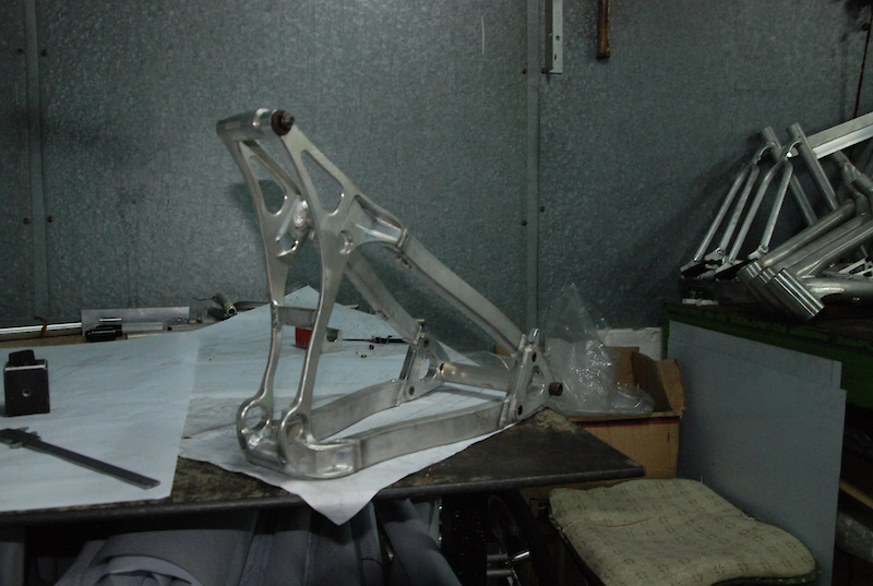 The rear triangle has come together nicely and will give the Prime a distinct look, while remaining 100% Banshee.