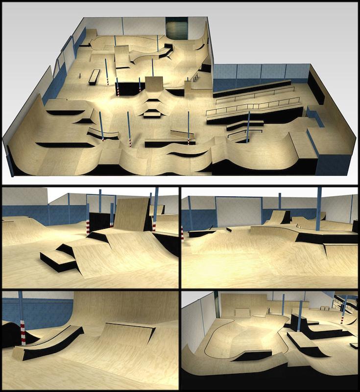 Indoor skate park business plan