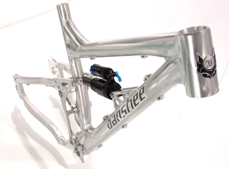 As with Banshee's other creations, the Prime is harder to define than other 29'ers. Stiffness and handling rated higher on the list than out and out weight.