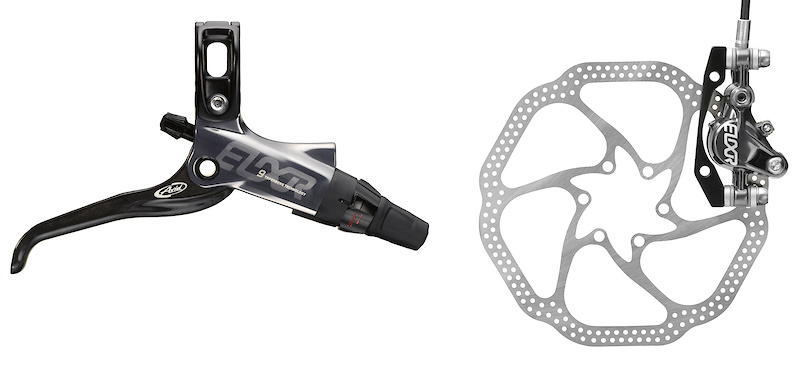 <span style='font-size:21px'>Avid's top tier Elixir 9 details:</span><br><br>- Adjustments: tool free reach, tool free contact adjust<br>- Carbon or alloy lever blade options<br>- Weight - 358 grams<br>- MSRP $215 USD