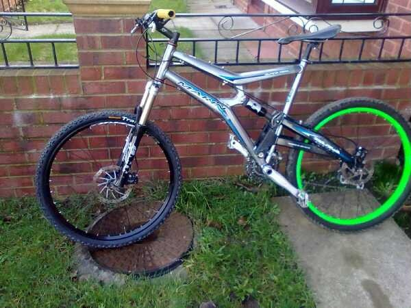 looking to get £300 for it good bike for xc