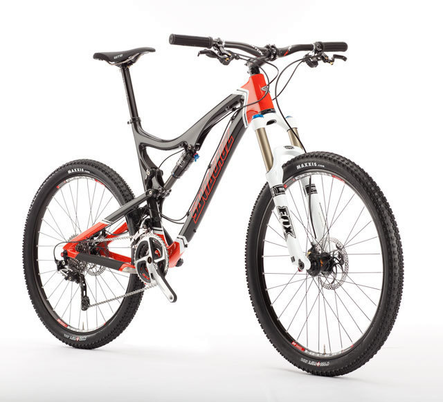 With 5 inches of travel and similar geometry to the original Blur 4x, but with a frame weight that is 2.5 lbs<br />lighter, the TRc will have many riders looking forward to April 15th - the bikes scheduled release date.