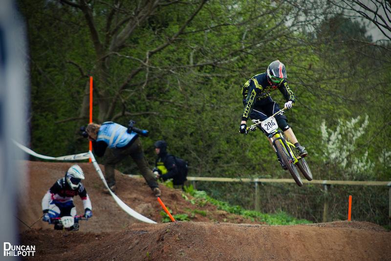 Matt Jones showing some style on the