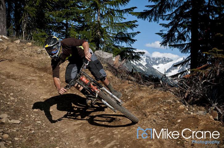 Whistler Bike Pak