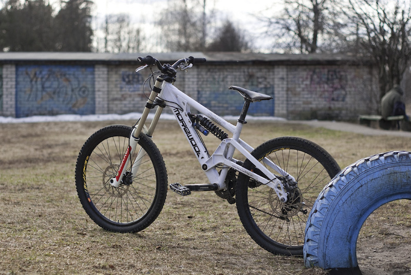 2007 Morewood Izimu Dh W Boxxer Wc For Sale