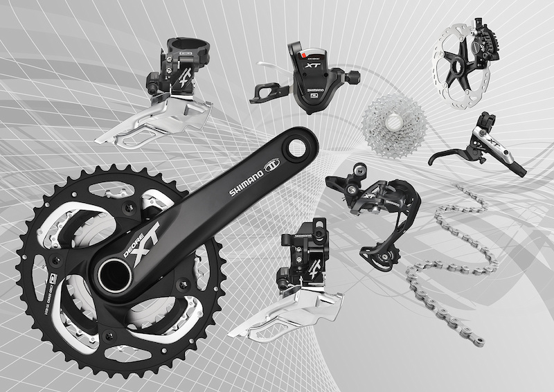 Shimano's Refocused 2012 Deore XT Group Review - Pinkbike