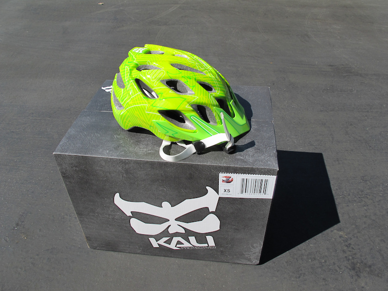 A sneak peak at the new XC helmet, composite fusion equipped.  Looking good.