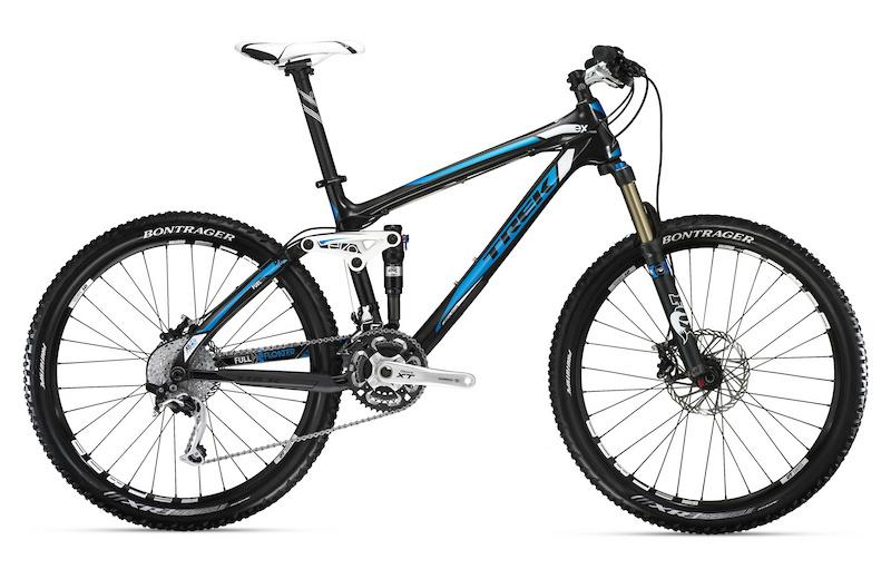 Trek 2011 Fuel EX 9.8