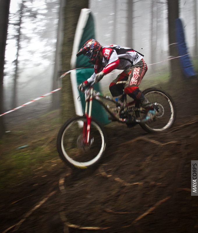 Shots taken at Diverse DH Contest 2011