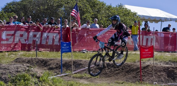 Nick at the Sea Otter Classic