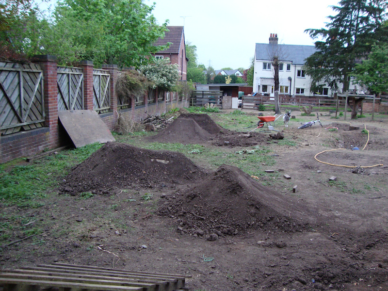 Backyard Bmx Jumps building dirt jumps - pinkbike forum