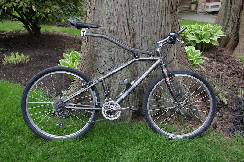 2013 Softride Powercurve Carbon Beam Bike Rare For Sale