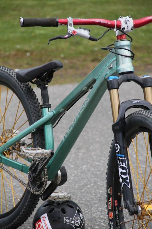 the bikes designer james trimble set out to create a 26 inch - Dirt Jumper Frame