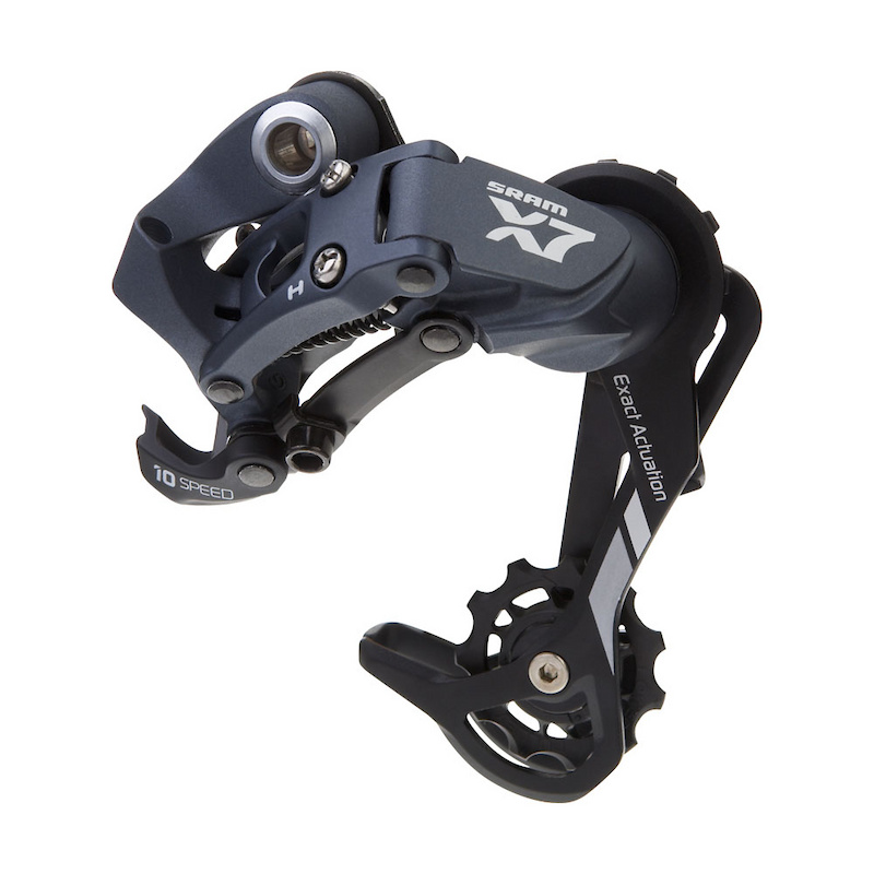 SRAM 2011 X7 10-Speed Rear Derailleur