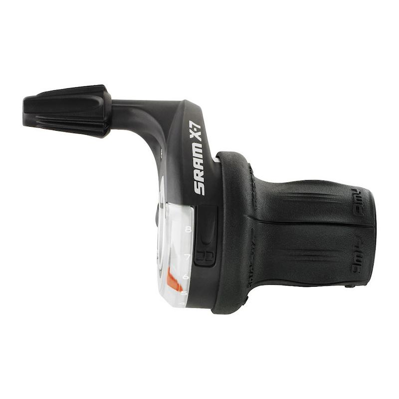 SRAM 2011 X7 9-Speed Twister
