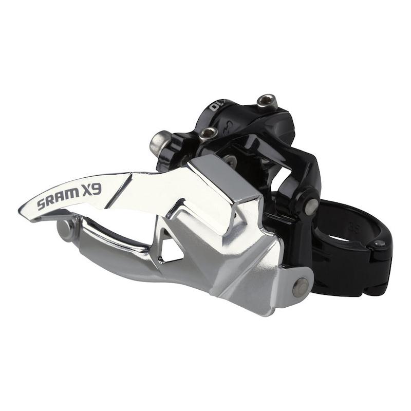 SRAM 2011 X9 10-Speed Front Derailleur