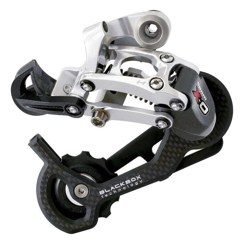 SRAM 2011 X0 9-Speed Rear Derailleur