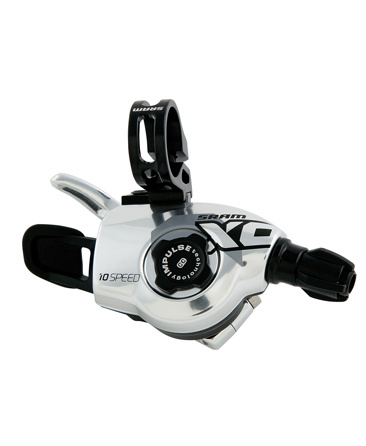 SRAM 2011 X0 Silver 10-Speed Trigger
