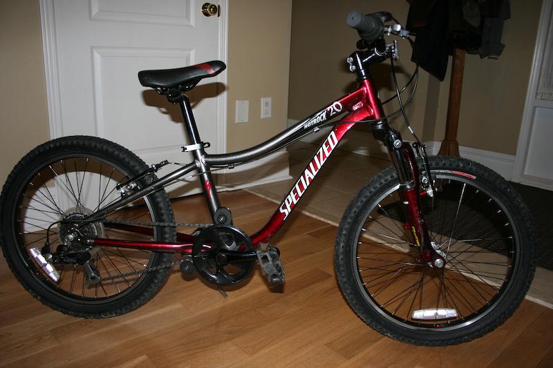 Bikes Online Canada >> 2009 Specialized Hotrock 20 inch wheels For Sale
