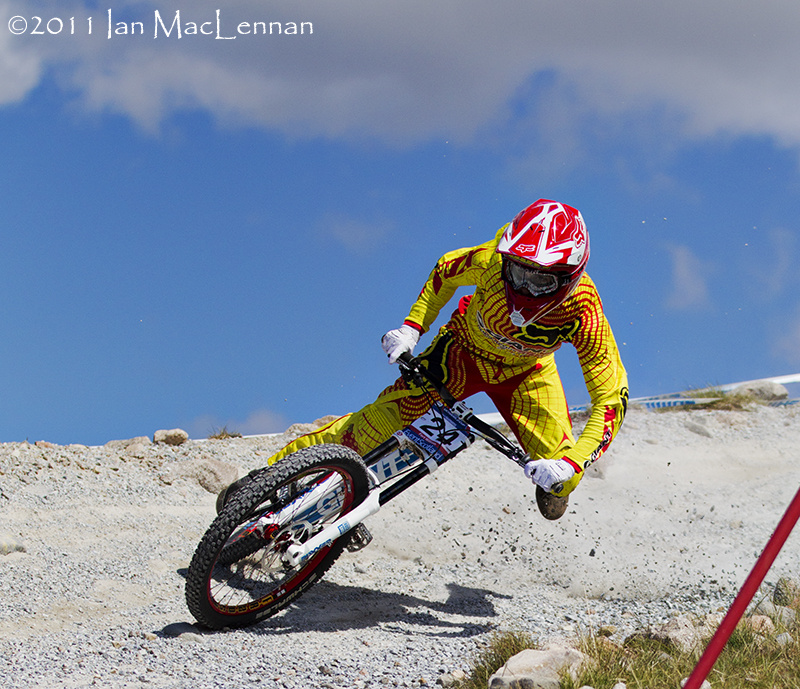 Fort William World Cup 2011 photos - copyright Ian MacLennan 2011.