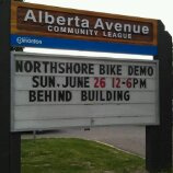 Demo for Bikeology, pro riders, lots of Fun!!