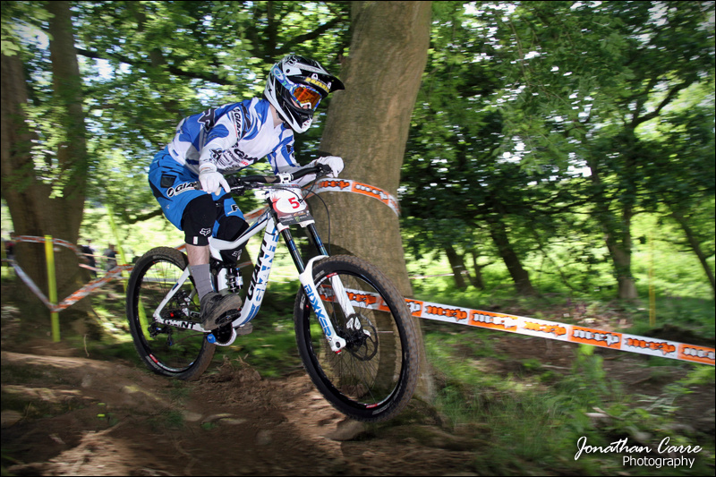 Round 4 of the HALO BDS at One Giant Leap Llangollen. 3rd place Elite Men.