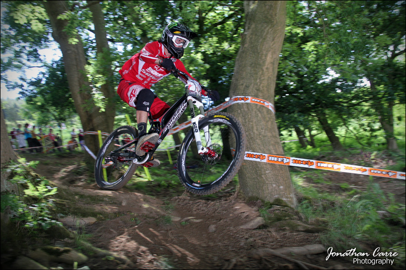 Round 4 of the HALO BDS at One Giant Leap Llangollen. 1st place Elite Men.