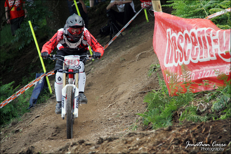 Round 4 of the HALO BDS at One Giant Leap Llangollen. 1st place Elite Women.