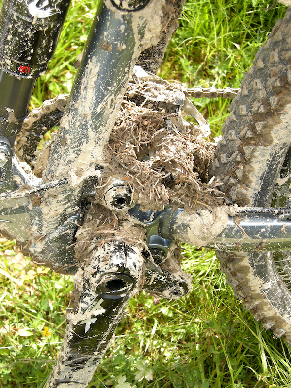 Pendbox collects mud