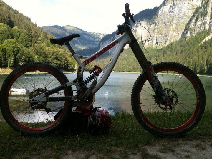 Bike with a la BOS :D