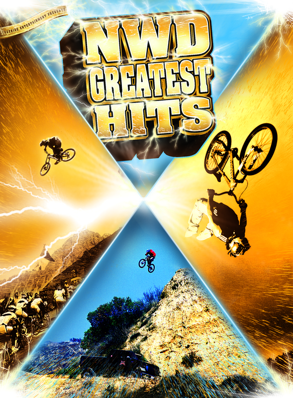 Cover Art for NWD Greatest Hits