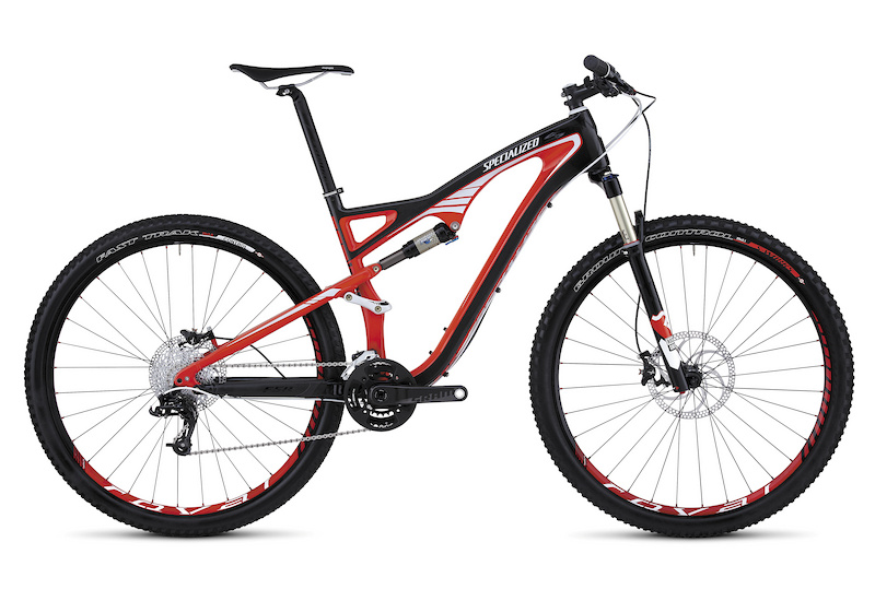 2012 Specialized Camber Expert Carbon Evo R 29