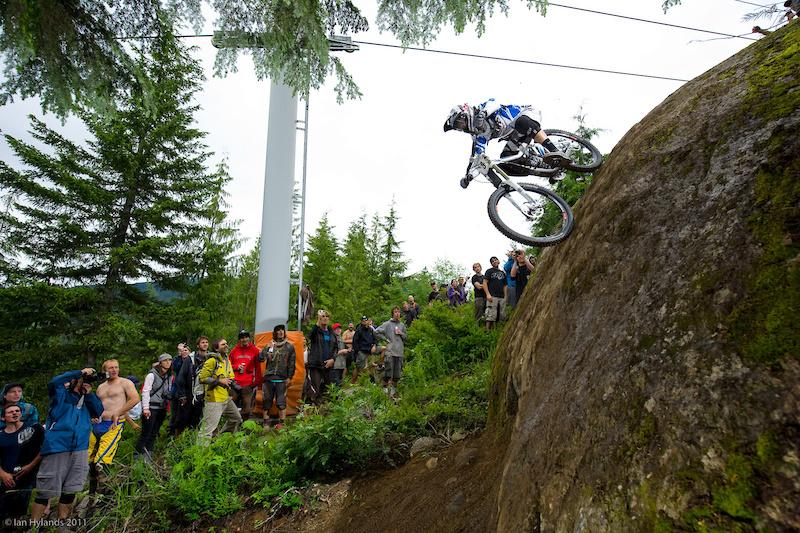 Andrew Neethling took home second behing Steve Smith today at the Canadian Open.