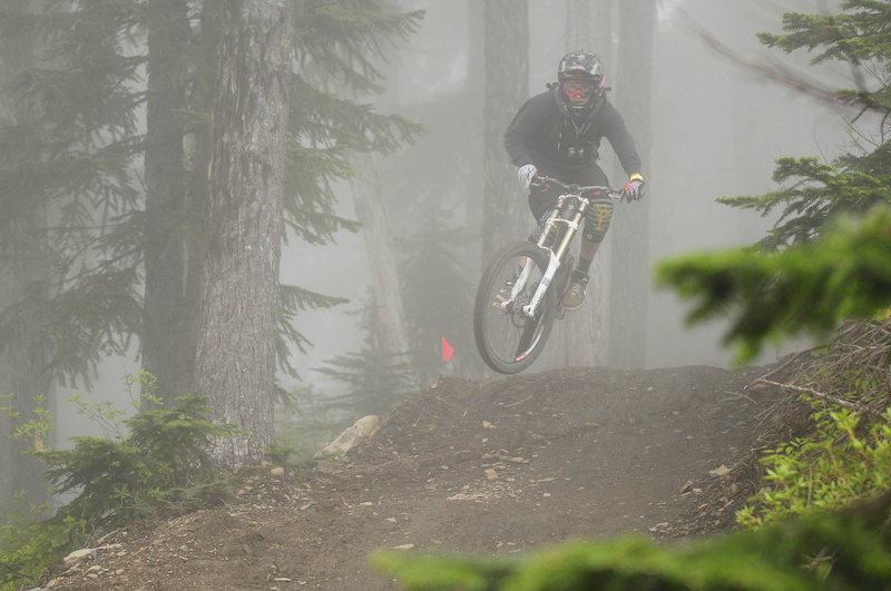 The Whistler Bike Park is home to the Camp of Champions Mountain Bike Camp. With an amazing coach to rider ratio of 1 3 maximum you learn so much in such a short time it will amaze you. At camp you ride from 10AM to 4 30PM in the bike park and then from 6-10 in The Compound. Ride the best bikes in the world from 11 different brands and get coached by Mike Montgomery Greg Watts Fogel Brett Tippie Ryan Berreclaw Justin Wyper Casey Groves and many more. This is where you want to be riding this summer.