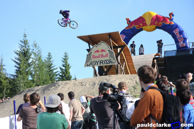whip off top red bull drop